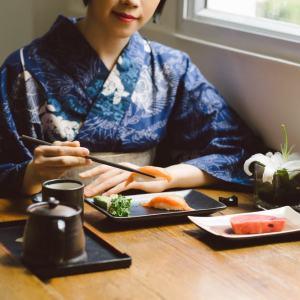 Lunch kimono Osaka