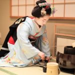 geisha tea ceremony