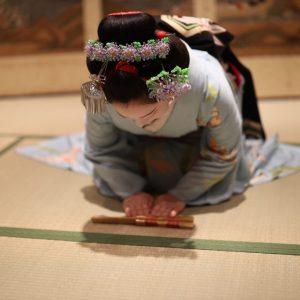 geisha show kyoto 1