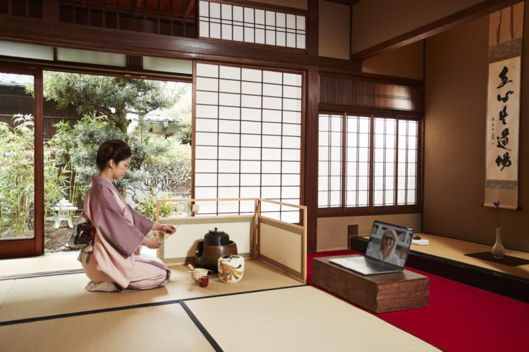 Online Tea Ceremony Virtual Tea Class