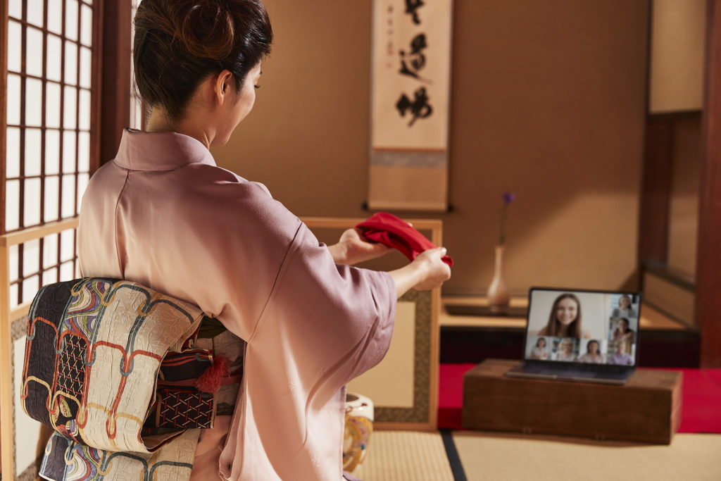 Online Tea Ceremony Virtual Tea Class