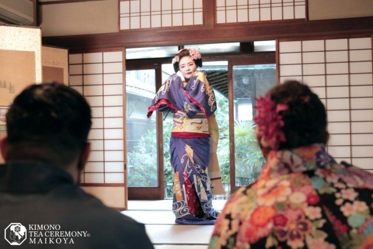 Geisha Maiko Private Meeting