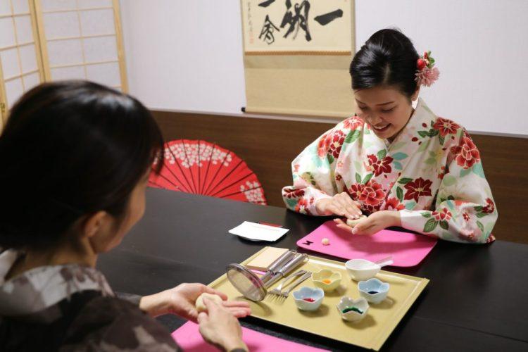 sweets kimono