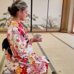 PRIVATE Kimono Tea ceremony