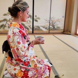 PRIVATE Kimono Tea ceremony
