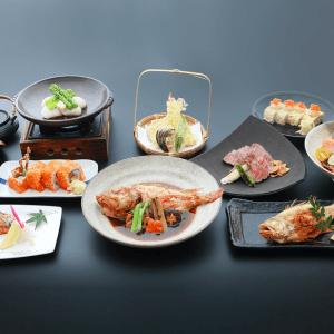 Kaiseki Osaka meal