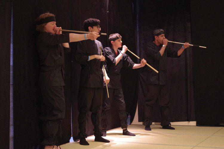 ninja experience kyoto