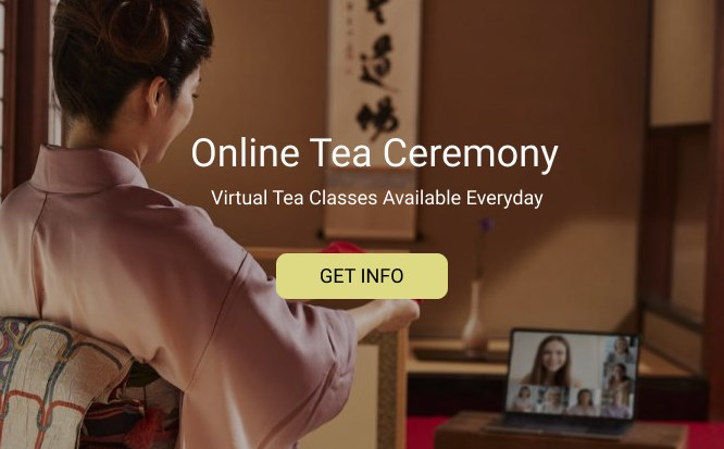Online Tea Ceremony