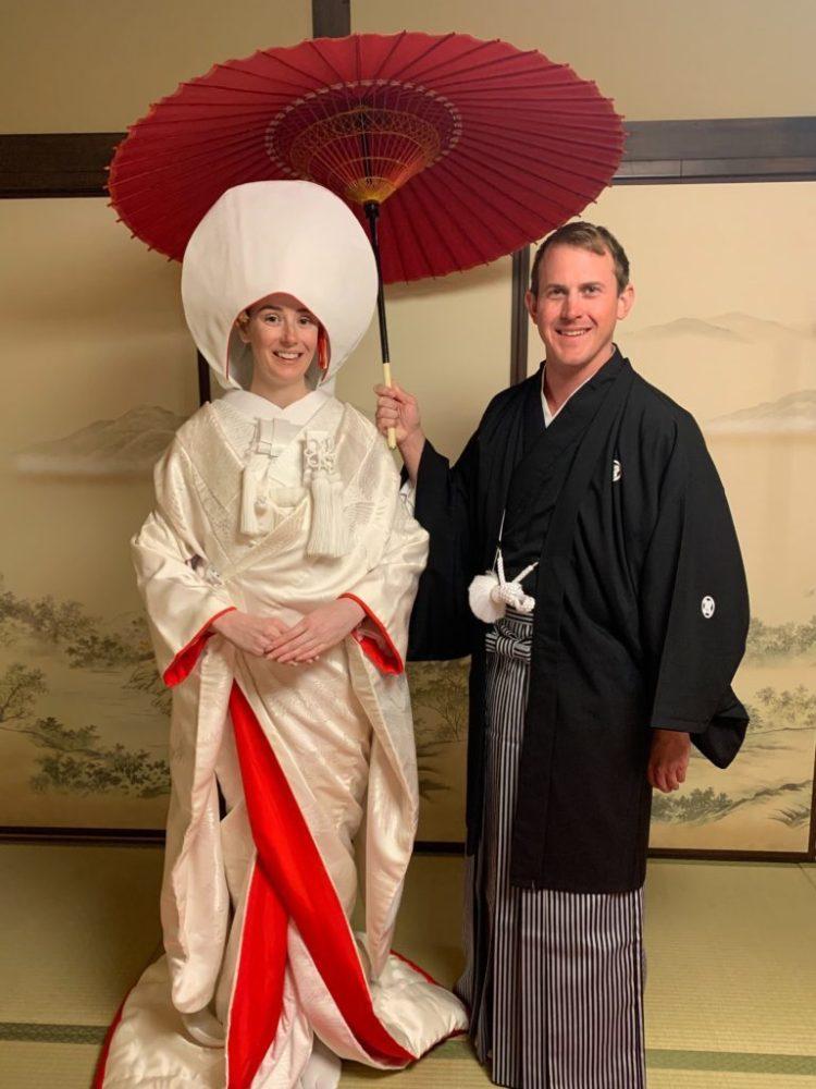 Honeymoon In Tokyo Japanese Wedding Dress And Photo Shoot Tea Ceremony Japan Experiences Maikoya