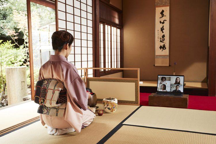 Online Tea Ceremony Lesson