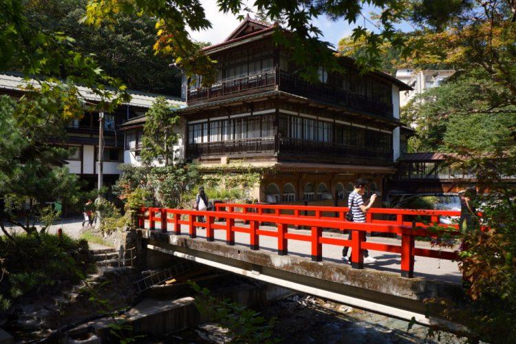 Shima Onsen Sekizenkan (Honden), Nakanojō (Gunma prefecture) by Kentaro Ohno