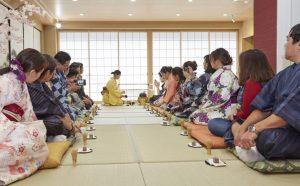 Kimono Tea Ceremony for Groups