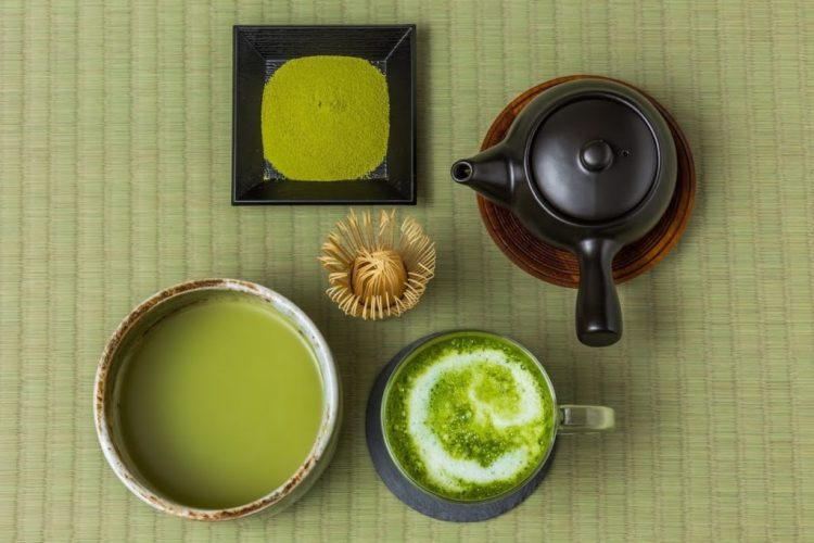 online tea ceremony set