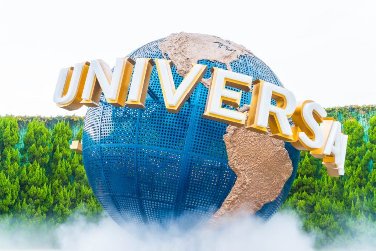 Universal Studios Theme Park in Osaka