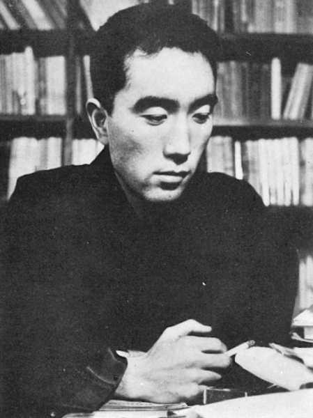 Yukio Mishima last harakiri