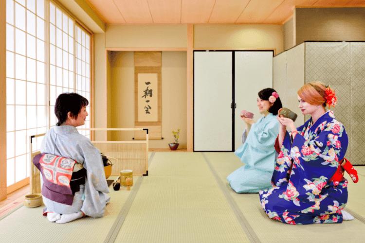 Tea Ceremony Schools