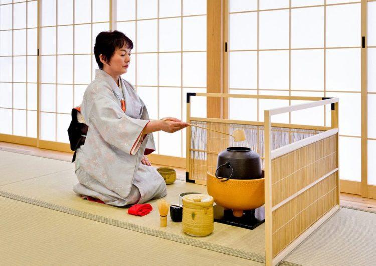 tea ceremony school
