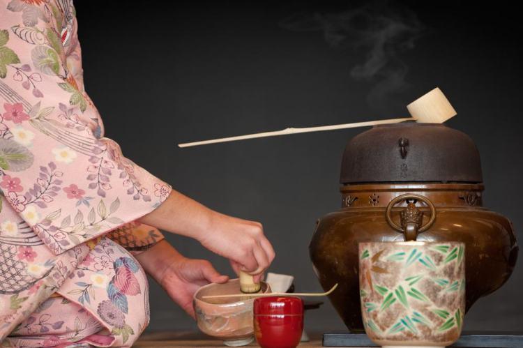 4 principles of tea ceremony