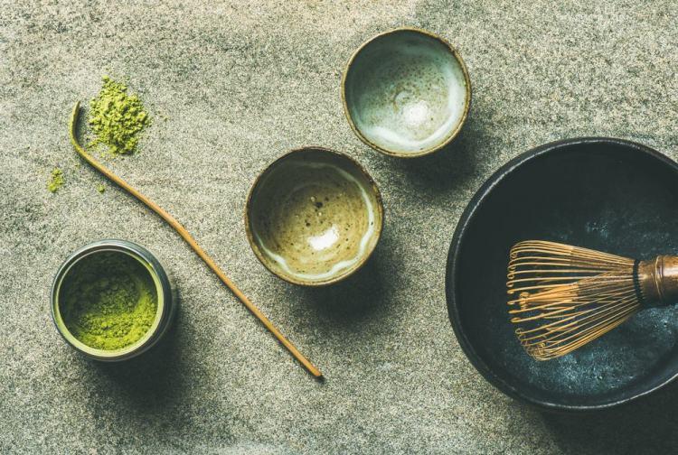 Tea Ceremony Tools