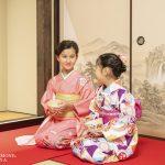 Tea Ceremony and Kimono for Kids and Families