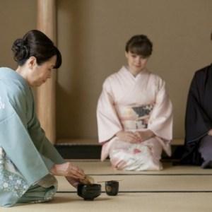 private tea ceremony