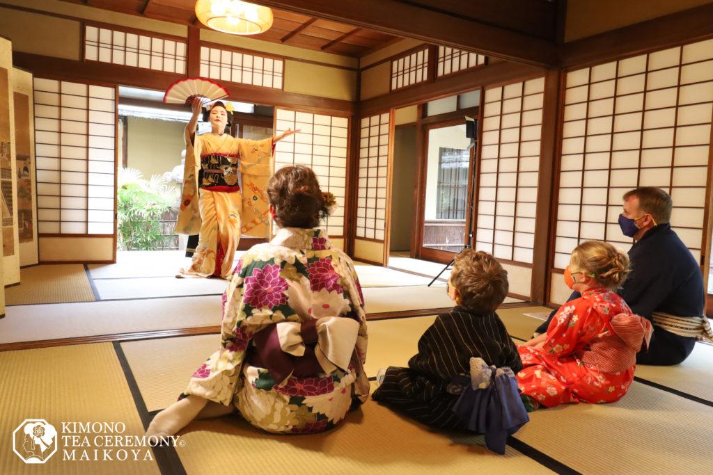 Geisha Maiko Dinner Show kyoto
