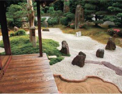 Rock Gardens (Karesansui)