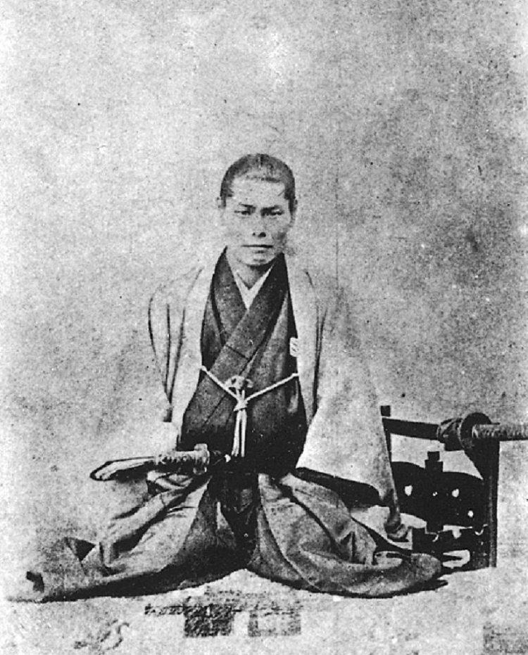 Isami Kondo (1834~1868) Toba