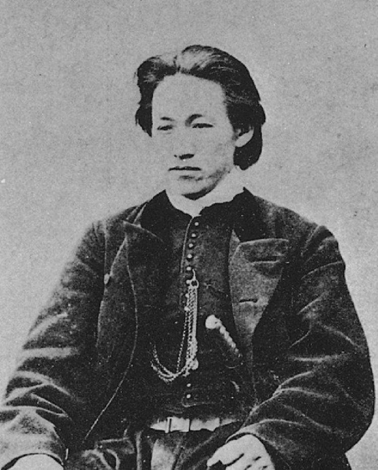 Toshizo Hijikata (1835~1868)