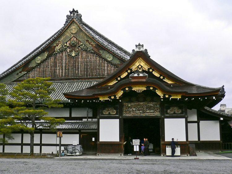 Nijo Castle in Kyoto, Kyoto prefecture taken by Araisyohei