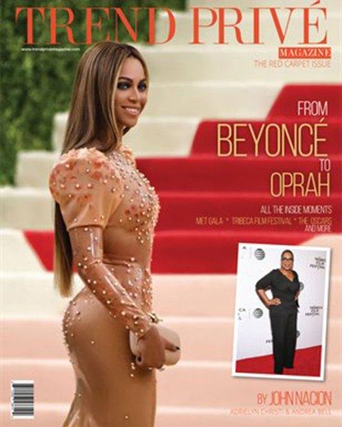 Beyonce Trend Prive Magazine