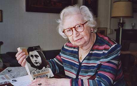 Passages of Great (Wo)Men: Miep Gies (1/4)