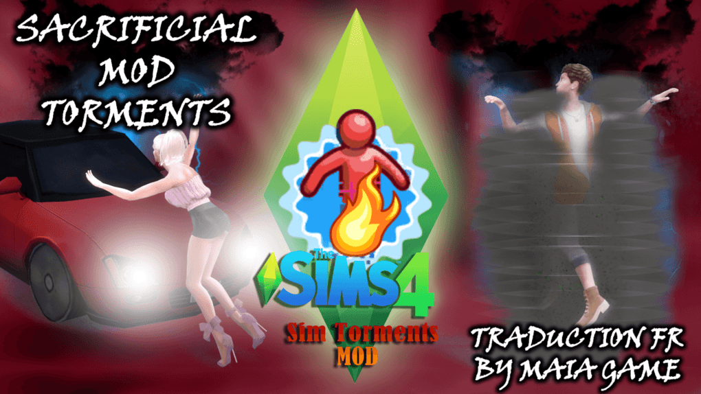 Mod Tourments Sacrificial Sims 4