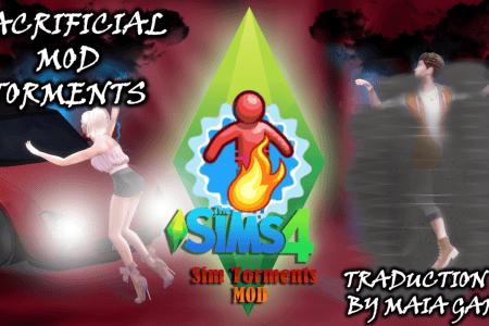 Mod Tourments Sacrificial Sims 4