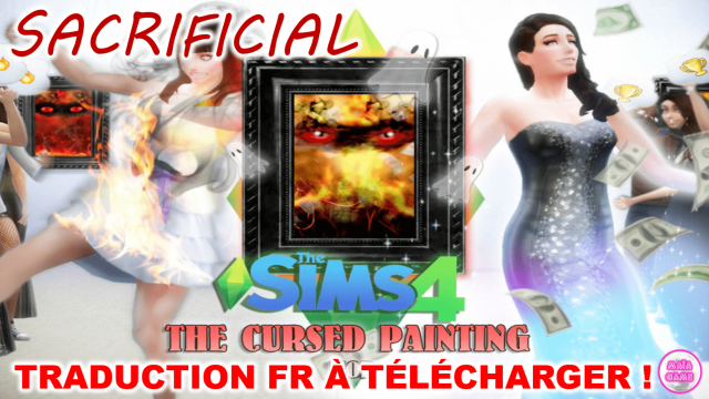 Mod The Cursed Painting Sacrificial Sims 4