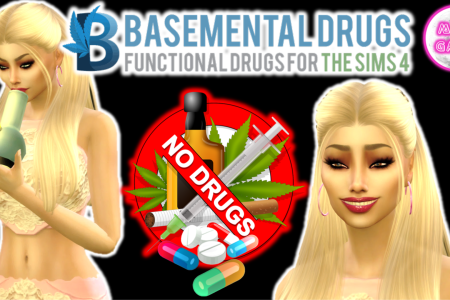 Drugs Basemental sims 4