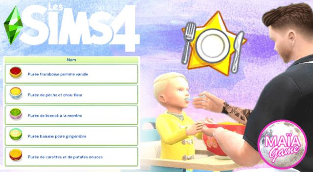 Mods Icemunmun Purées pour bambins