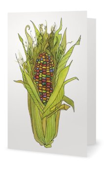"""Inside: """"You Are A-Maize-ing!"""""""