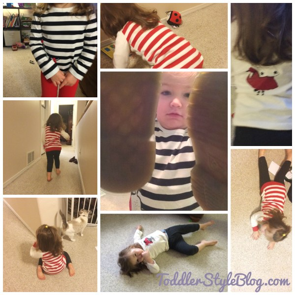 Olivia collage