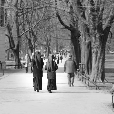 Nuns | Maia Nolan-Partnow