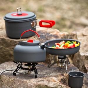 Accesorii gatit camping