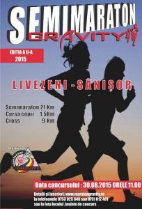 Semimaraton Gravity Târgu Mureș