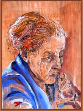Old Woman - Denmark
