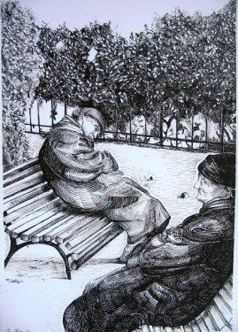 Beggars - Italy