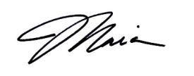 maia signature