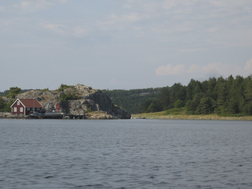 L'archipel de Bohuslän sous le soleil 20 heures sur 24