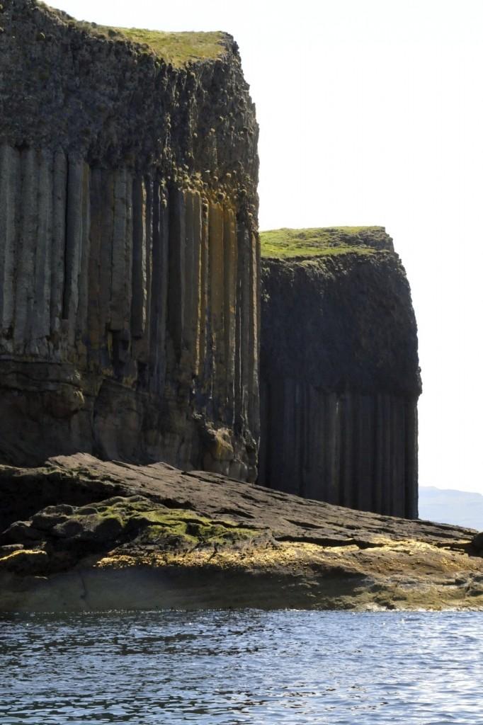Staffa isle