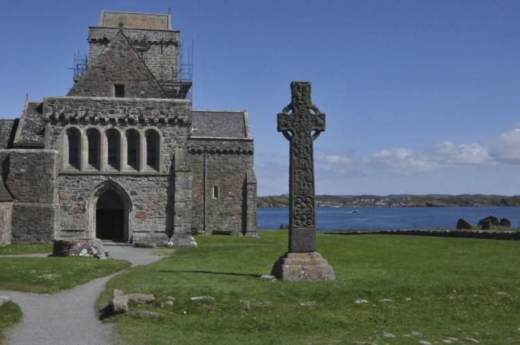 Eglise à Iona