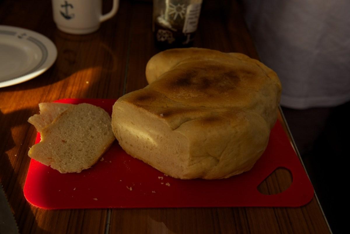 Cuisson du pain sans four