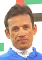 David Flores rode Hayley's Halo to victory for trainer Jerry Fanning